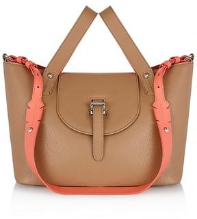 meli melo Thela Color Block Medium Leather Satchel