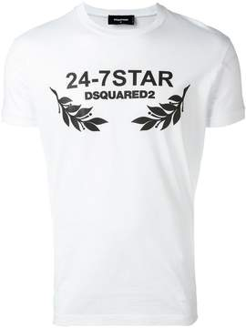 DSQUARED2 24-7 Star T-shirt