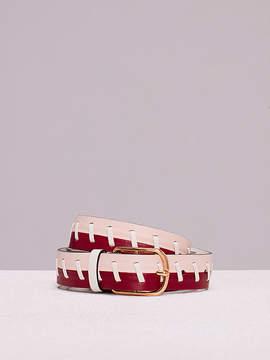 Diane von Furstenberg Single Notch Belt