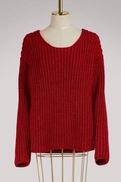 Mansur Gavriel Chunky knit sweater