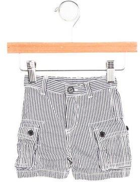 Little Marc Jacobs Boys' Striped Cargo Shorts