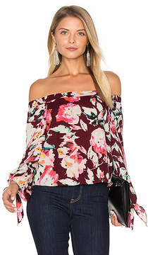 Eight Sixty Off The Shoulder Blouse
