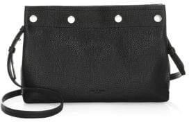 Rag & Bone Compass Snap Leather Crossbody Bag