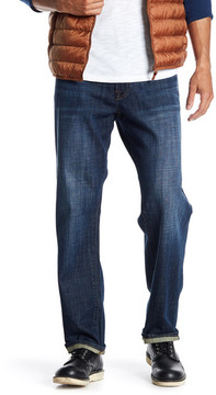 Lucky Brand Athletic Fit Jeans - 30-32\ Inseam