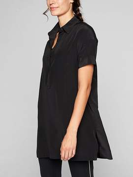 Athleta Washable Silk Popover Tunic