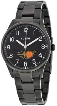 Fossil Agent FS4849 Black Dial Watch