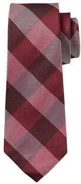 Banana Republic Woven Check Nanotex® Tie