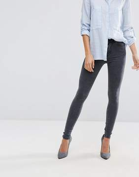 Dr. Denim Lexy Mid Rise Jean with Contrast Wash