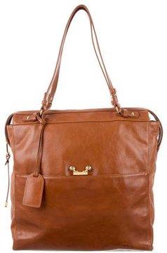 Badgley Mischka Leather Shoulder Bag