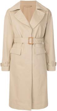 Ermanno Scervino belted trench coat