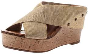 Madeline Stretchy Strap Wedge