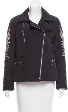 Bogner Embroidered Zip-Up Jacket