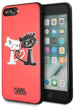 Karl Lagerfeld Choupette in Love iPhone 7+ & iPhone 8+ Case
