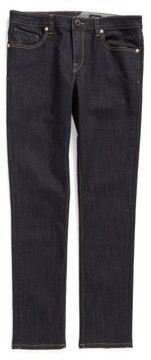 Volcom Toddler Boy's 'Solver' Straight Leg Denim Jeans