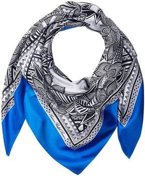 Lauren Ralph Lauren Ana Silk Scarf Scarves
