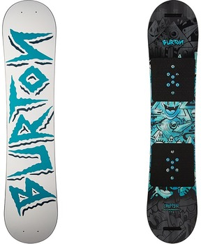 Burton Chopper 115 18 Snowboards Sports Equipment