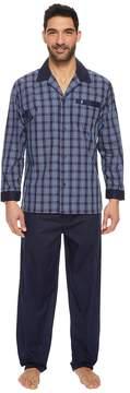 Jockey Broadcloth Pajamas Set Men's Pajama Sets