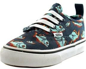 Vans Classic Slip-on Round Toe Leather Skate Shoe.