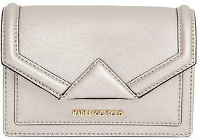 Klassic Mini Saffiano Crossbody Bag