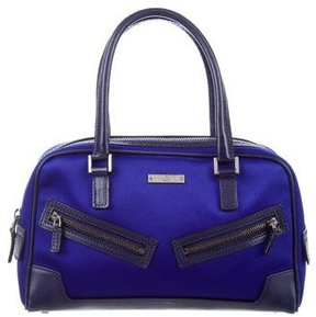 Gucci Satin Mini Capri Bag - PURPLE - STYLE