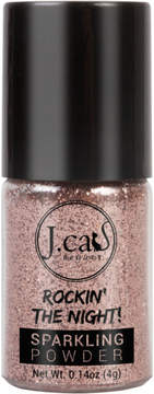 J.Cat Beauty Rockin' The Night Sparkling Powder