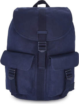 Herschel Dawson cotton canvas backpack