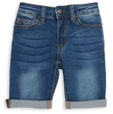 Joe's Jeans Little Girl's & Girl's Whiskered Denim Shorts