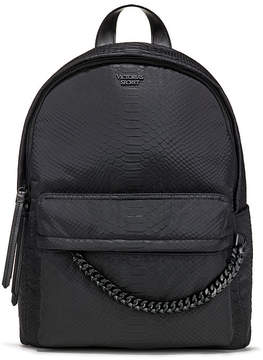Victoria's Secret Victorias Secret Nylon Python City Backpack