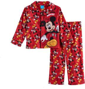 Disney Disney's Mickey Mouse Toddler Boy 2-pc. Pajama Set