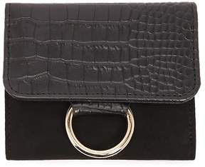 Forever 21 O-Ring Tri-Fold Wallet