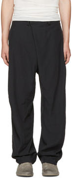 Julius Grey Baggy Trousers