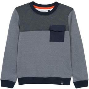 Jean Bourget Contrast Sweatshirt