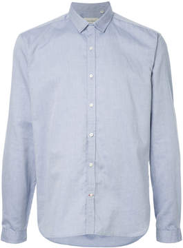 Oliver Spencer Clerkenwell tab collar shirt
