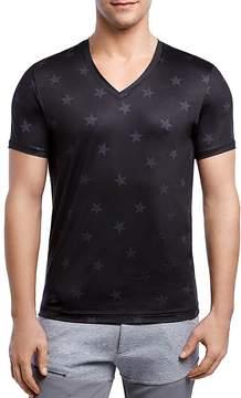 2xist Mesh V-Neck Shirt