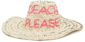 FOREVER 21 Z&L Europe Beach Please Hat