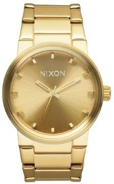 Nixon Men's NIX0323 Cannon Stainless Steel Watch, 39mm