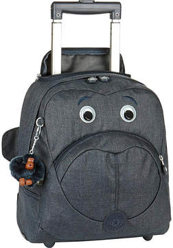 Kipling Wheely Back to School nylon school bag - JEANS TRUE BLUE - STYLE