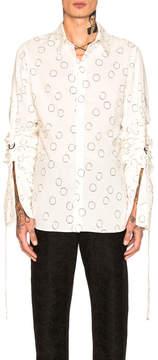 Ann Demeulemeester Long Sleeve Shirt