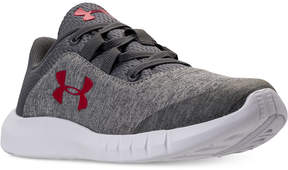 Under Armour Little Boys' Mojo Athletic Sneakers from Finish Line