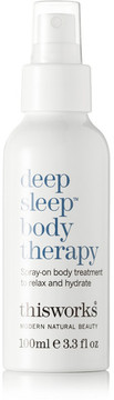 This Works Deep Sleep Body Therapy, 100ml - Colorless