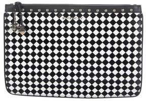 Givenchy Round-Stud Medium Pouch