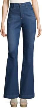 AG Adriano Goldschmied Women's Janis Flared Jean