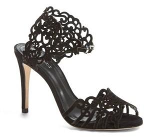 Klub Nico Women's 'Moxie' Laser Cutout Sandal