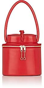 Maison Margiela Women's Tea Leather Bag-Red