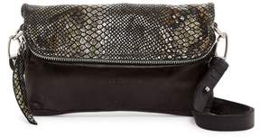 Liebeskind Nyala Snake Embossed Leather Crossbody