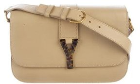 Saint Laurent Chyc Flap Bag - NEUTRALS - STYLE