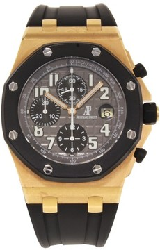Audemars Piguet Royal Oak 25940OK.OO.D002CA.01.A 18K Rose Gold Automatic 42mm Mens Watch