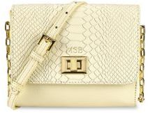 GiGi New York Personalized Catie Leather Crossbody Bag