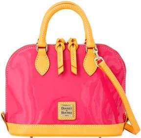 Dooney & Bourke Patent Bitsy Bag - FUCHSIA - STYLE