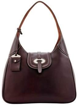 Dooney & Bourke Florentine Toscana Large Hobo Shoulder Bag. - ESPRESSO - STYLE